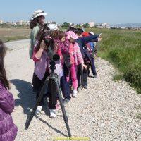 Εκδρομή στο κέντρο πληροφόρησης Χαλάστρας- λιμνοθάλασσα Καλοχωρίου