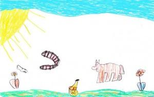 Ζωγραφιά της Αλεξάνδρας