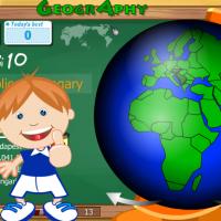 DinoKids Γεωγραφία