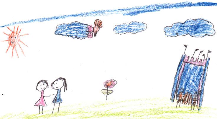 Ζωγραφιά της Θεοδώρας