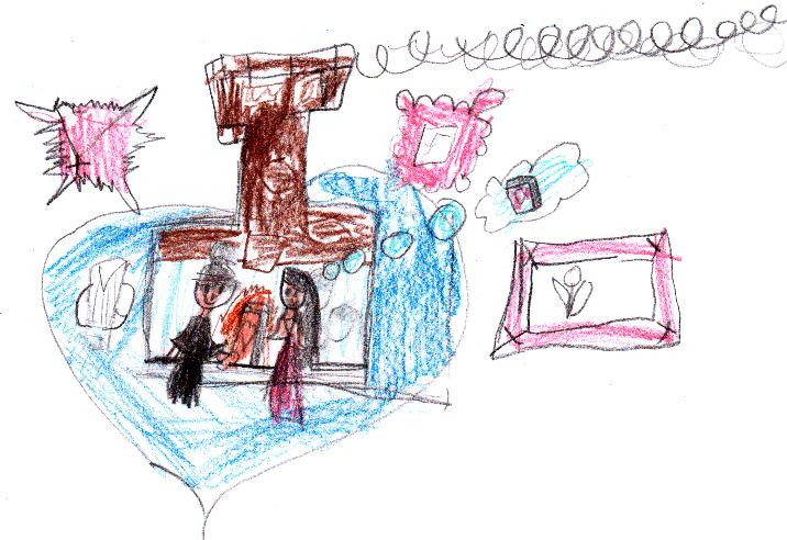 Ζωγραφιά της Στέλλας