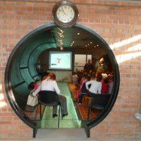 Τα πρωτάκια στο Μουσείο Ύδρευσης Θεσσαλονίκης